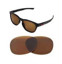 NEW POLARIZED BRONZE REPLACEMENT LENS FOR OAKLEY STRINGER SUNGLASSES